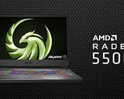 AMD RADEON RX 5500M: PRIMER PORTÁTIL CON NUEVA GPU de MSI