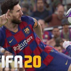 Messi vuelve a ser el mejor jugador de FIFA 21, sorpresa para nadie