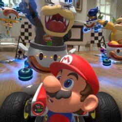 Mario Kart Live: Home Circuit, un racer simple pero  mágico