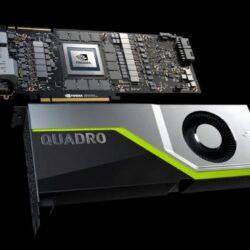Una fuga muestra una imagen y muchas especificaciones de la Nvidia Quadro RTX (A) 6000 con 48 GB GDDR6